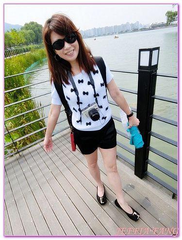 大邱EWORLD壽城池,大邱自由行,景點,韓國,韓國旅遊 @傑菲亞娃JEFFIA FANG
