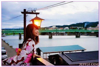 MIKUMA小京都溫泉飯店,大分日田,日本,日本旅遊,飯店或渡假村 @傑菲亞娃JEFFIA FANG