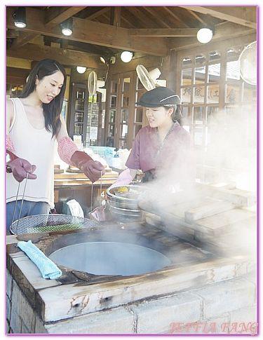 SUNQPASS別府,別府鐵輪自備食材的地獄蒸,日本,日本旅遊,景點 @傑菲亞娃JEFFIA FANG