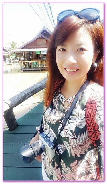 景點,泰國,泰國旅遊,芭達雅旅遊,錫攀四方水上市場 @傑菲亞娃JEFFIA FANG