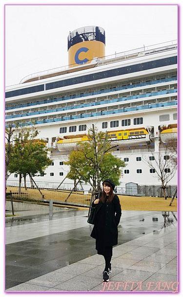 台灣,台灣亞洲郵輪市場,歌詩達郵輪幸運號 #郵輪設施餐廳娛樂,船艙設施 @傑菲亞娃JEFFIA FANG