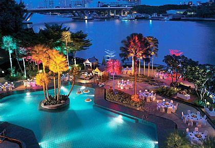 曼谷自由行,泰國,泰國旅遊,飯店,香格里拉曼谷酒店 @傑菲亞娃JEFFIA FANG