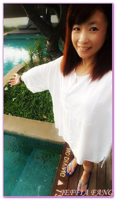 ALEENTA VILLA,泰國,泰國旅遊,華欣自由行,飯店 @傑菲亞娃JEFFIA FANG