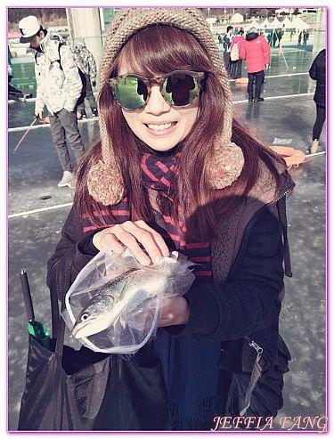 景點,江原道華川HWACHEON,華川鱒魚冰雪節,韓國,韓國旅遊 @傑菲亞娃JEFFIA FANG