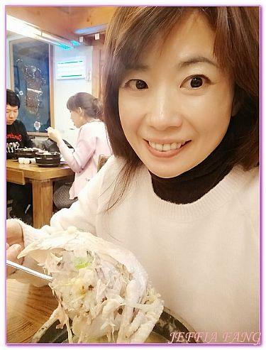 土俗村蔘雞湯,韓國,韓國旅遊,餐廳/小吃街,首爾自由行 @傑菲亞娃JEFFIA FANG