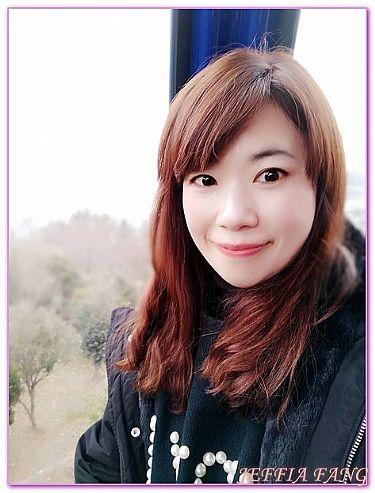 全羅南道麗水YEOSU,景點,韓國,韓國旅遊,麗水海上纜車 @傑菲亞娃JEFFIA FANG