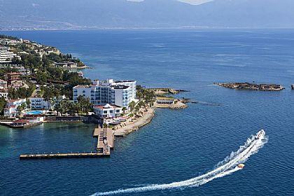 LE BLUE HOTEL,土耳其,土耳其旅遊,庫薩達西,飯店 @傑菲亞娃JEFFIA FANG