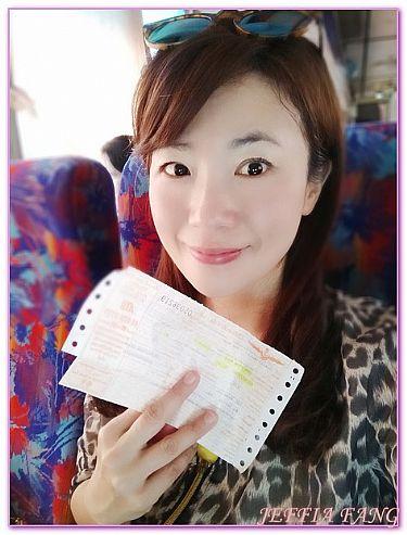 交通,曼谷999巴士到象島,泰國,泰國旅遊,象島KOH CHANG @傑菲亞娃JEFFIA FANG