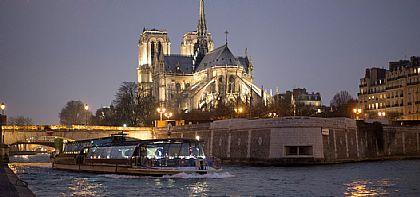PARISIENS夜遊晚餐,巴黎塞納河,景點,法國旅遊,西歐法國 @傑菲亞娃JEFFIA FANG