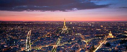 MONTPARMASSE塔,巴黎無敵夜景,景點,法國旅遊,西歐法國 @傑菲亞娃JEFFIA FANG