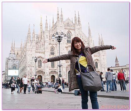南歐義大利,景點,米蘭,米蘭主教堂MILAN CATHEDRA,義大利旅遊 @傑菲亞娃JEFFIA FANG