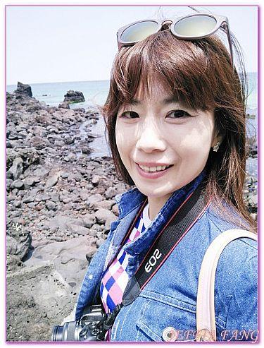 景點,濟州西部涯月新昌風車海岸,濟州道,韓國,韓國旅遊 @傑菲亞娃JEFFIA FANG