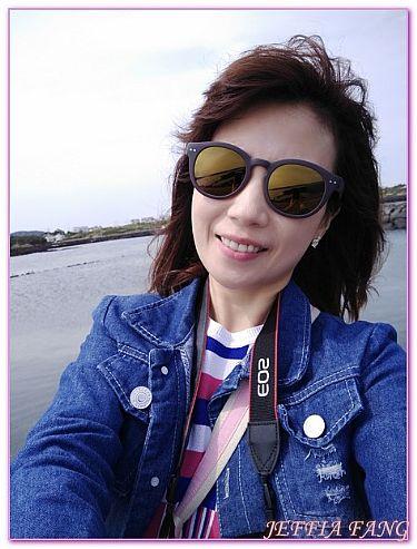 新昌風車海岸步道,景點,濟州JEJU島,韓國,韓國旅遊 @傑菲亞娃JEFFIA FANG