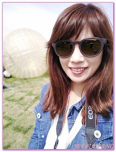 景點,涯月BIG BALL LAND,濟州JEJU島,韓國,韓國旅遊 @傑菲亞娃JEFFIA FANG