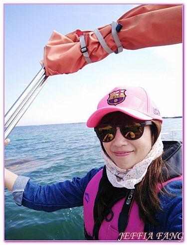 國際領袖俱樂部海上活動半潛艇,景點,濟州JEJU島,韓國,韓國旅遊 @傑菲亞娃JEFFIA FANG