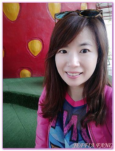 愛的草莓園愛的咖啡屋,景點,泰北拜縣PAI,泰國,泰國旅遊 @傑菲亞娃JEFFIA FANG