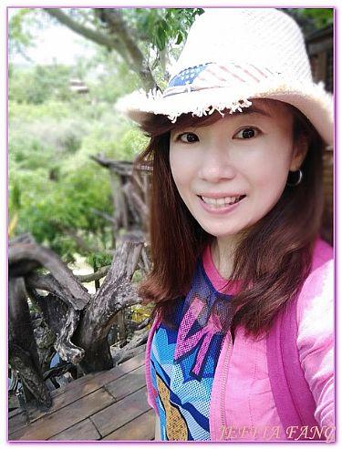 PAITREE HOUSE樹屋,景點,泰北拜縣PAI,泰國,泰國旅遊 @傑菲亞娃JEFFIA FANG