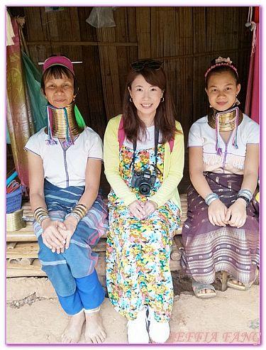 Union of Hill Tribe村莊,景點,泰國,泰國旅遊,清萊 @傑菲亞娃JEFFIA FANG