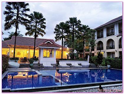 KHAMTHANA CHIANG RAI,泰國,泰國旅遊,清萊,飯店 @傑菲亞娃JEFFIA FANG