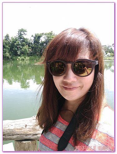 KON PLUD THIN魚池餐廳,泰國,泰國旅遊,達叻府,餐廳及小吃 @傑菲亞娃JEFFIA FANG