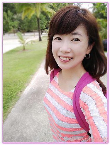 MANGO BEACH RESORT,泰國,泰國旅遊,達叻府,飯店 @傑菲亞娃JEFFIA FANG