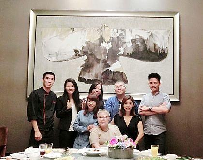 上海,上海外灘悅榕莊酩緣,大陸,大陸旅遊,餐廳或小吃夜市等 @傑菲亞娃JEFFIA FANG