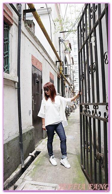 上海SHANGHAI,多倫路文化名人街,大陸,大陸旅遊,景點 @傑菲亞娃JEFFIA FANG