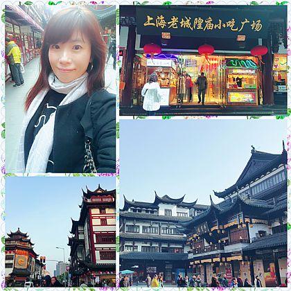 上海SHANG HAI,上海豫園商城,傳統市場或商場,大陸,大陸旅遊 @傑菲亞娃JEFFIA FANG