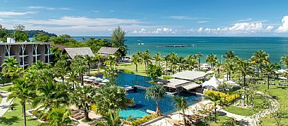 KHAO LAK府,THE SANDS渡假村,泰國,泰國旅遊,飯店 @傑菲亞娃JEFFIA FANG