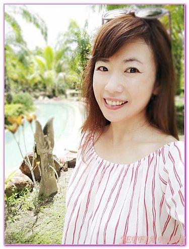 NATTHA WAREE溫泉,喀比KRABI,景點,泰國,泰國旅遊 @傑菲亞娃JEFFIA FANG