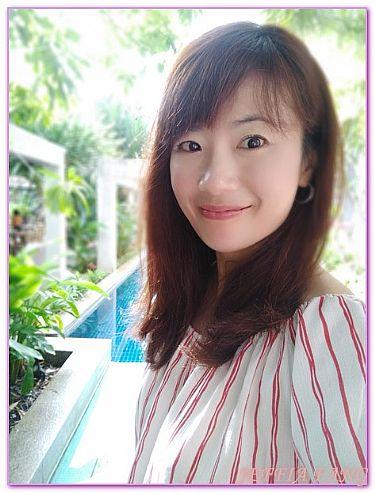 DEEVANA KRABI RESORT,喀比,泰國,泰國旅遊,飯店 @傑菲亞娃JEFFIA FANG