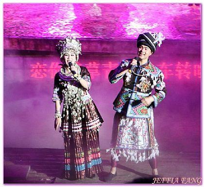 三江侗族坐妹三江,大陸,大陸旅遊,廣西,景點 @傑菲亞娃JEFFIA FANG