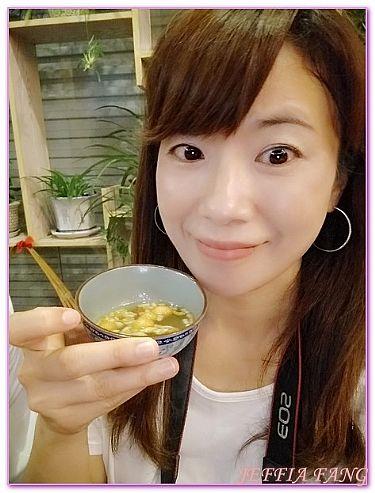 三江侗族飲食打油茶,大陸,大陸旅遊,廣西,餐廳或小吃夜市等 @傑菲亞娃JEFFIA FANG