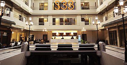 曼谷自由行,曼谷超值飯店,曼谷飯店,泰國,飯店 @傑菲亞娃JEFFIA FANG