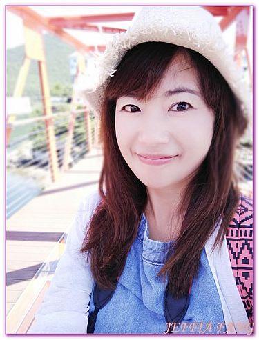 慶尚南道昌原市CHANGWON,景點,豬島桂河大橋,韓國,韓國旅遊 @傑菲亞娃JEFFIA FANG