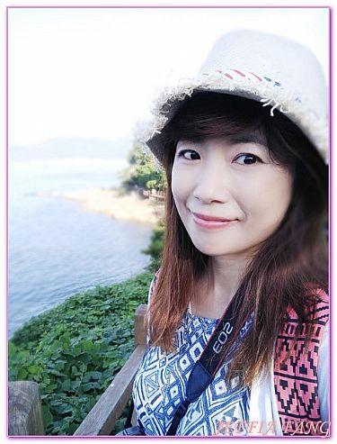 慶尚南道,景點,統營李舜臣公園,韓國,韓國旅遊 @傑菲亞娃JEFFIA FANG