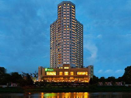 HOLIDAYINN CHINAGMAI,泰國,泰國旅遊,清邁,飯店 @傑菲亞娃JEFFIA FANG