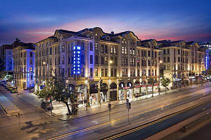 Wyndham Istanbul,伊斯坦堡,土耳其,土耳其旅遊,飯店 @傑菲亞娃JEFFIA FANG