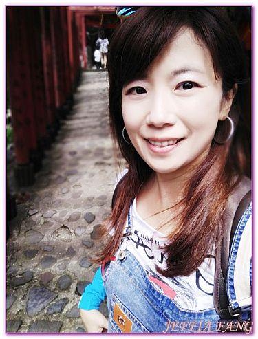 北九州佐賀SAGA,日本,日本旅遊,景點,祐德稻荷神社 @傑菲亞娃JEFFIA FANG