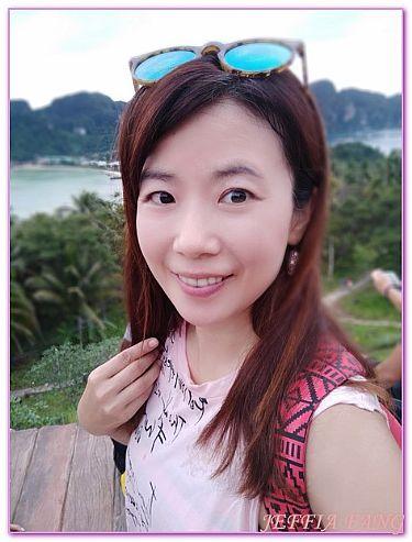 大PP島VIEW POINT,普吉喀比府,景點,泰國,泰國旅遊 @傑菲亞娃JEFFIA FANG
