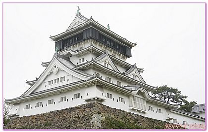 北九州福岡,小倉城八神社,日本,日本旅遊,景點 @傑菲亞娃JEFFIA FANG