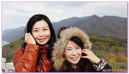 北海道自駕旅遊,厚田公園展望台波燈之女,日本,日本旅遊,景點 @傑菲亞娃JEFFIA FANG