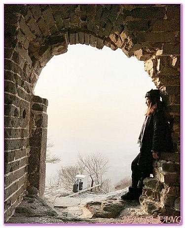 北京古北水鎮司馬台長城,北京旅遊,大陸,大陸旅遊,景點(世界遺產) @傑菲亞娃JEFFIA FANG