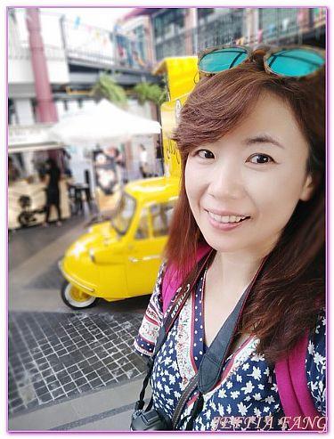 景點,曼谷自由行,泰國,泰國旅遊,瑪哈拉文青市集Tha Maharj @傑菲亞娃JEFFIA FANG