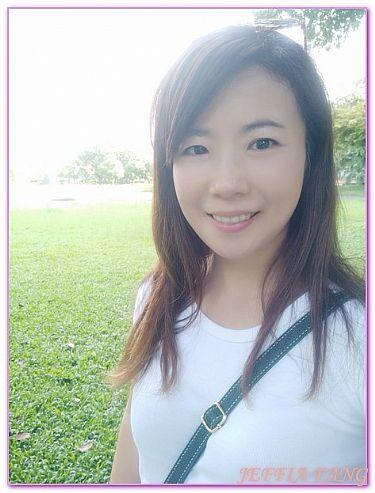 BENCHASIRI PARK,景點,曼谷自由行,泰國,泰國旅遊 @傑菲亞娃JEFFIA FANG