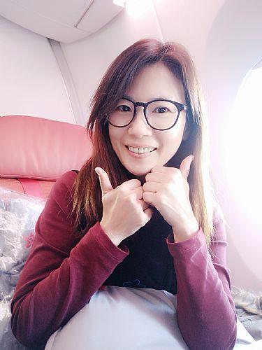 北馬里亞納塞班,機場入境簽證表格流程,美國,美國旅遊,香港航空經香港轉塞班流程 @傑菲亞娃JEFFIA FANG