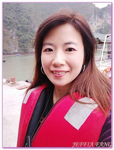 下龍灣,景點,穿洞英雄島TITOP,越南,越南VIETNAM旅遊 @傑菲亞娃JEFFIA FANG