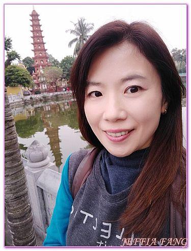 景點,河內HANOI,西湖鎮國寺河內歌劇院,越南,越南旅遊 @傑菲亞娃JEFFIA FANG