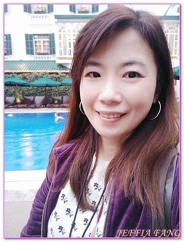SOFITEL LEGEND HOTEL,河內,越南,越南旅遊,飯店或度假村 @傑菲亞娃JEFFIA FANG