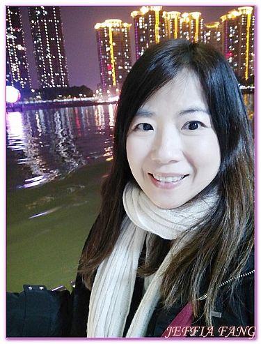 台江碼頭夜遊閩江,大陸,大陸旅遊,景點,福州FUZHOU @傑菲亞娃JEFFIA FANG
